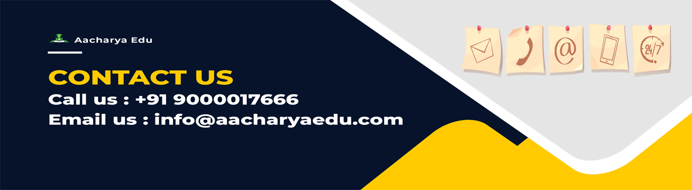 Contact AacharyaEdu